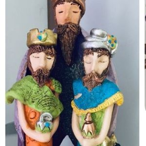 Other - Nativity 3 wise kings christmas decor